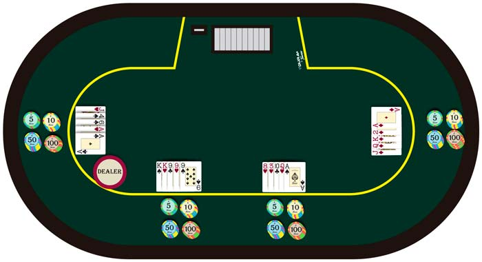 How To Play Poker Card Game Instructions