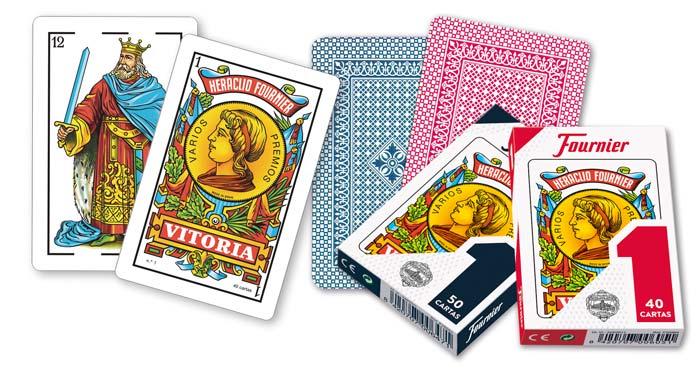 Tute deck
