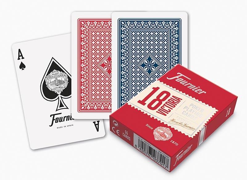 Poker Deck Fournier