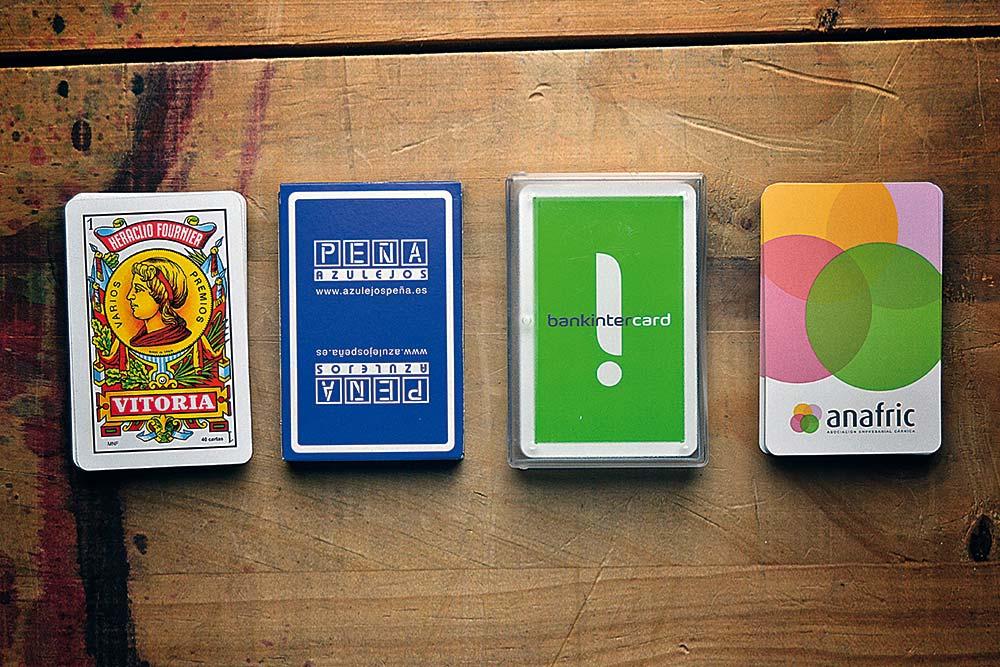 Naipe español barajas 40 cartas