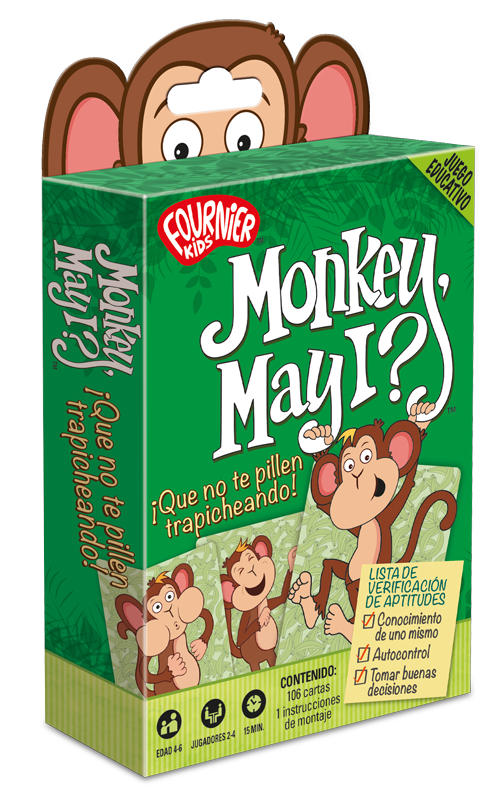 Fournier Monkey May I?