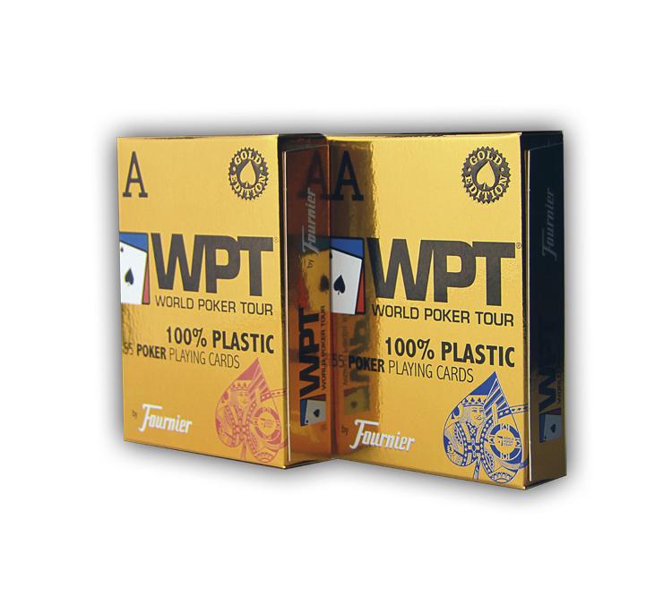 Naipes 100% Plastico