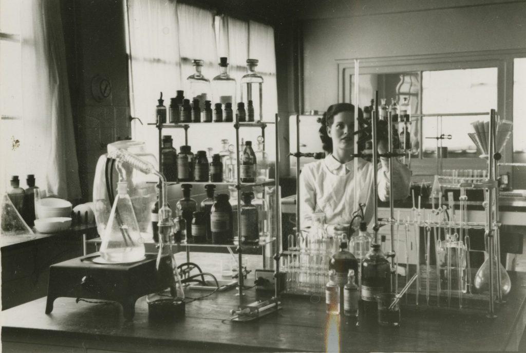 Naipera en el Laboratorio